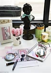 loving beautiful desk decor pen my little apartment artist in residence the home of fashion illustrator megan