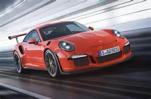 What Is The Fastest Porsche Porsche 911 Gt3 Rs Geneva Show Porsche Reveals Fastest