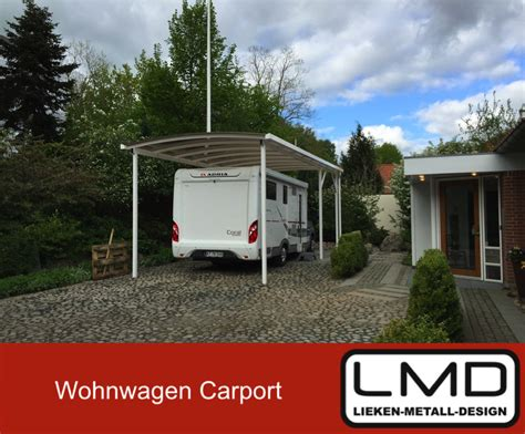 Wohnmobil Carport Kaufen by Wohnwagen Metall Carport Wohnmobil 220 Berdachung Stahl Bxtxh