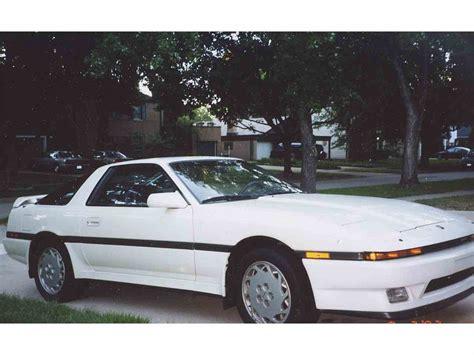 1988 toyota supra for sale 1988 toyota supra for sale classiccars cc 847749