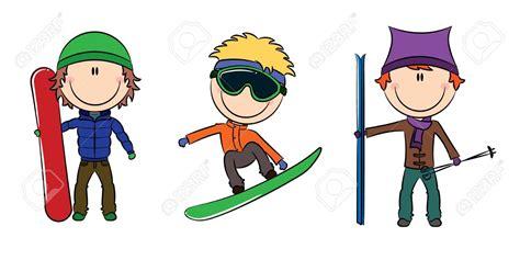 snowboard clipart ski clipart snowboarding pencil and in color ski clipart