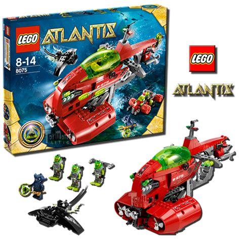 Lego 8075 Atlantis lego atlantis neptune carrier 8075 ebay
