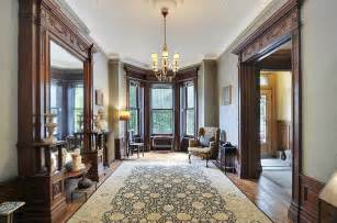 Modern Victorian Home Interiors by Prospect Park Place West Victorian Interior Woodwork Desig