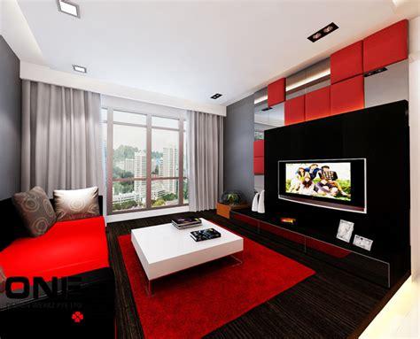 hdb 4 room living room design hdb living dining