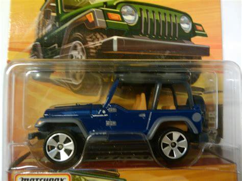 jeep matchbox jeep wrangler 1998 matchbox cars wiki