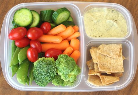 Healthy Lunch Healthy School Lunches Dig This Design