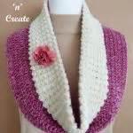 collared cowl free crochet pattern crochet n create collared cowl free crochet pattern crochet n create