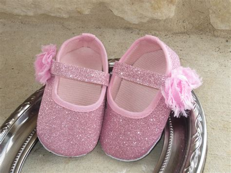 Items Similar To Baby Girl Crib Shoes Baby Shoes Mary Baby Crib Shoes
