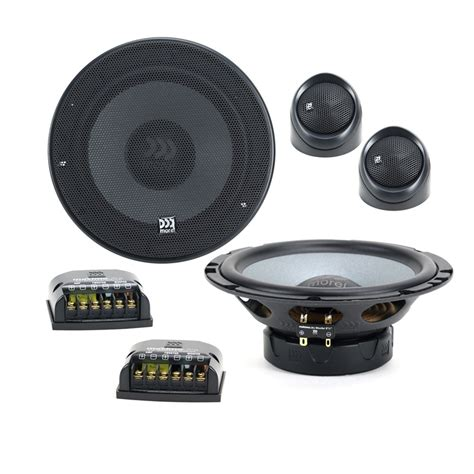 Speaker Morel Maximo 2 Way morel maximo ultra 602 6 1 2 quot 2 way car audio component speaker system
