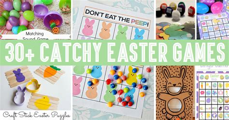 easter games 30 catchy easter games to try with your kids in 2016