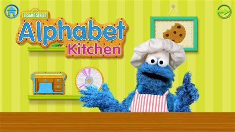 Alphabet Kitchen sesame alphabet kitchen app for