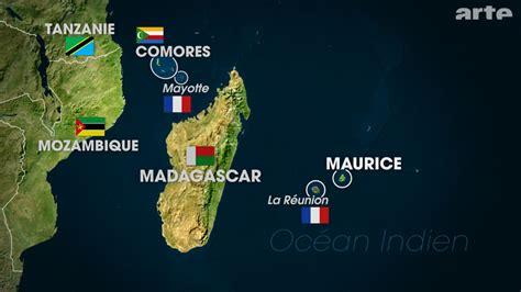 1333265034 la reunion et l ile maurice info ile maurice le madagascar et la reunion sur la carte