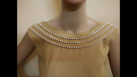 boat neck with leaf design latest boat neck design cutting and stitching simple