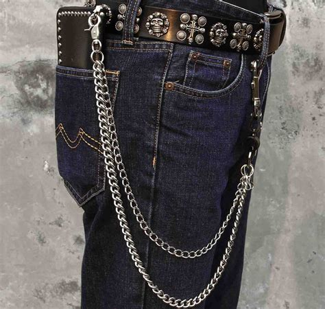 vire tattoos for men biker chain wallets for best chain 2018