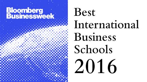 Businessweek Mba Rankings 2016 International by Hult Ranked 17th Best International Mba By Bloomberg