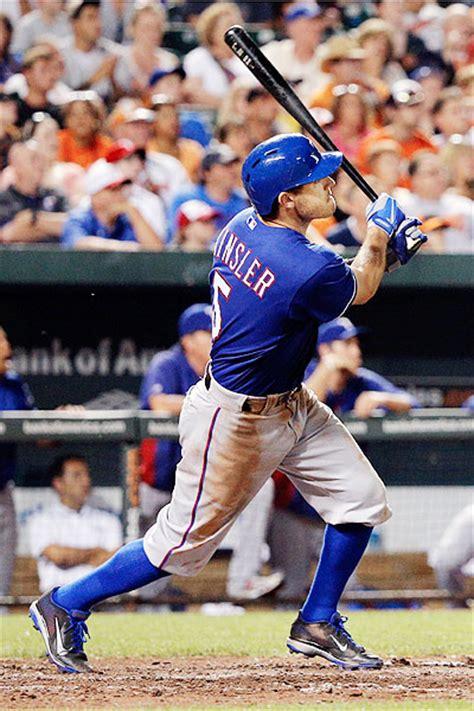 Ian Kinsler S Swing Proves A Game Changer Dallas Texas