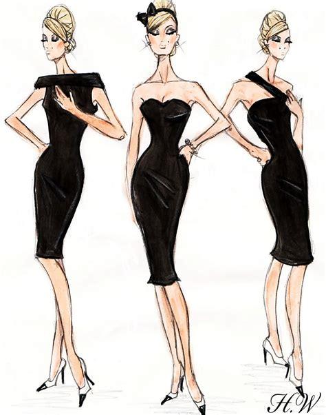 fashion illustration model hayden williams fashion illustrations hayden williams for