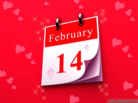 day 1 feb to 14 feb 14 february valentines day wallpaper 1024x768 26212
