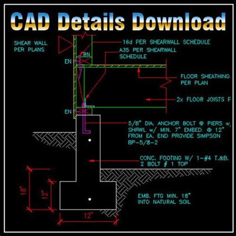 Pahat Beton 10 Inch American Tool pictures free autocad construction details drawing