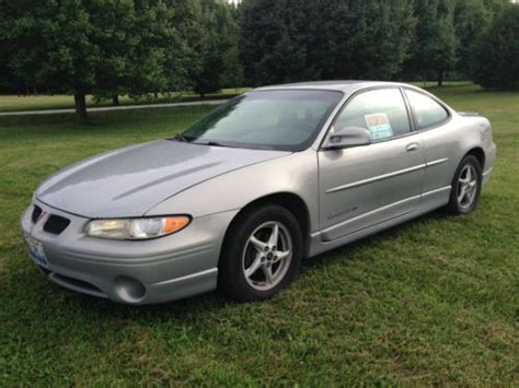 2000 pontiac grand prix coupe buy used 2000 pontiac grand prix gt coupe 2 door 3 8l in