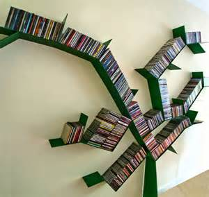 Clever Bookshelves 5 Cool And Creative Tree Like Bookshelves Digsdigs
