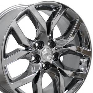 a2i wheel tire 2014 chevrolet impala pvd chrome wheel