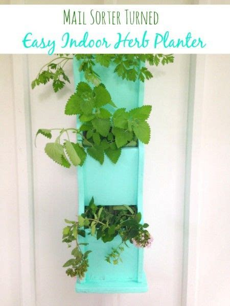 indoor herb planters top 25 ideas about indoor herb planters on