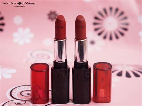 L Oreal Infallible Lipstick l oreal infallible lipsticks persistent plum