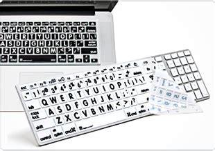 printable keyboard stickers mac logickeyboard largeprint keyboards keyboard covers for