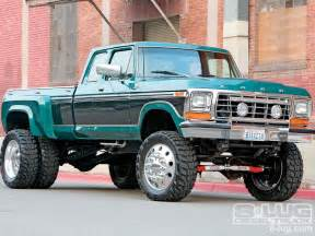 Ford Dually Truck Lowered Flat Bed Dually Ford Truck Enthusiasts Forums