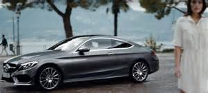 the new mercedes c class coupe tv ad