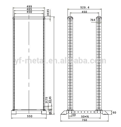 42u rack visio stencil 42u 2 poles network rack size buy network rack size 2