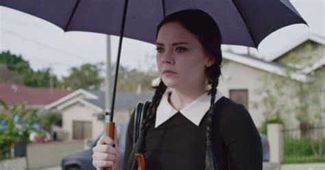 how wednesday addams would react to catcalling melissa hunter imagines how wednesday addams would deal