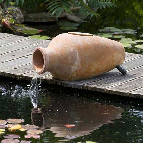 Terre Cuite Pour Bassin by Ubbink Kit Pour Bassin Hora Fontaine De Jardin Ubbink