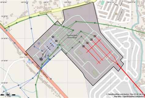 layout of grid substation user tagasanpedroako philippines tagging power lines
