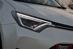 Toyota Rav4 Headlights Toyota Rav4 Review 2016 Toyota Rav4