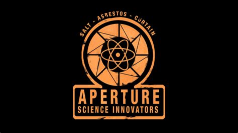 aperture laboratories wallpapers wallpaper cave