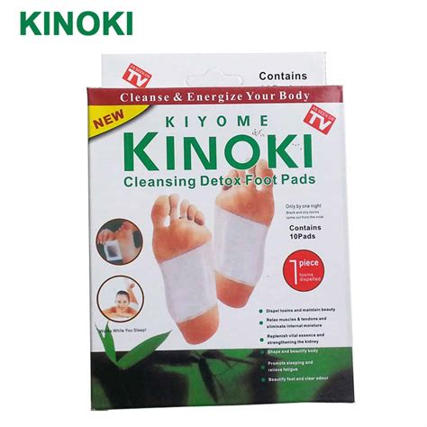 Detox Foot Pads Store Available by Aliexpress Buy 1 Box Kinoki Detox Foot Pads Patches