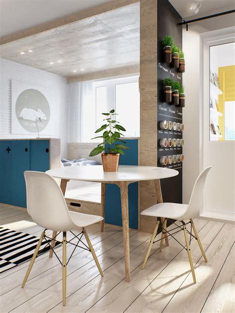 Wohnung Modern by Kleine Wohnung Modern Und Funktionell Einrichten Freshouse
