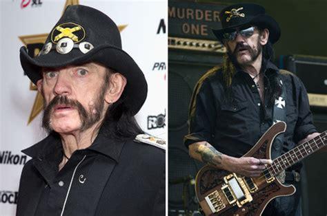 motorhead biography movie lemmy s cause of death confirmed motorhead frontman died