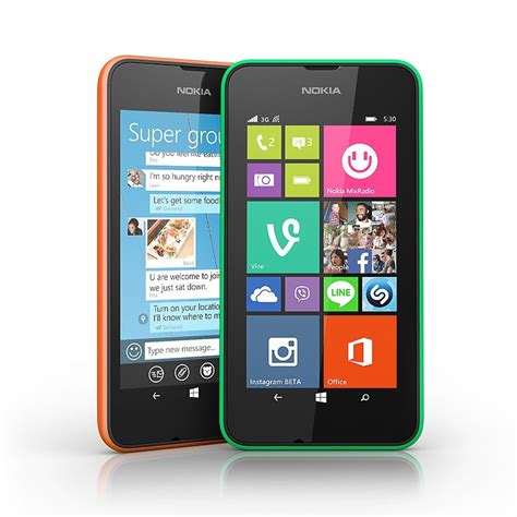 nokia lumia 630 wp 8 1 whatsapp explica o pt br lumia 530 goes official the cheapest windows phone 8 1