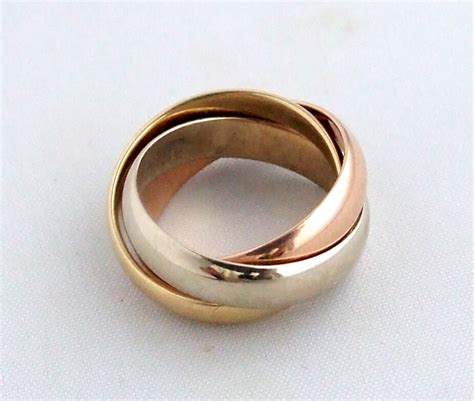 tri color ring occasion tricolor ring kopen occasion tricolor ring
