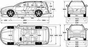 Volvo Xc90 Measurements Volvo Xc90 Dimensions