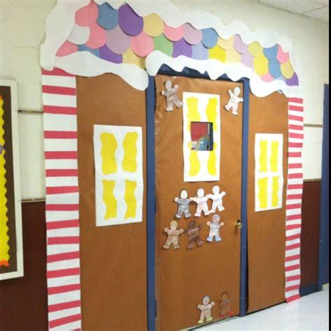 Gingerbread Door Decorating Ideas by Gingerbread Classroom Door Classroom Door Displays