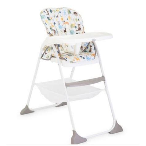 owl high chair joie joie mimzy snacker highchair alphabet patterned