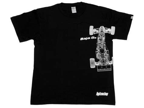 tshirt hpi racing bdc 102050 hpi racing baja 5b t shirt black large