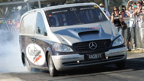 World's fastest Mercedes Vito debuts - YouTube Heathcote