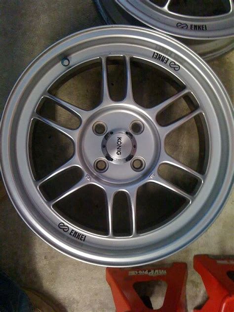 konig center cap size enkei rpf 1 s 16x7 and larger wheels centercap solution