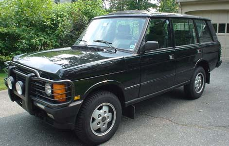 electronic stability control 1993 land rover range rover classic spare parts catalogs 1993 range rover