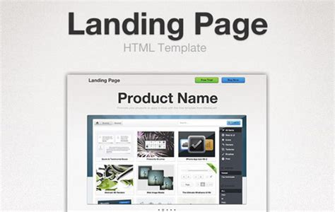 free landing page templates for blogger 40 beautiful landing page templates